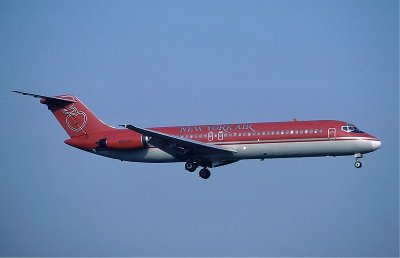 New York Air DC9