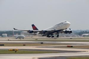 Delta, Flight #295, B747 to Tokyo-Narita