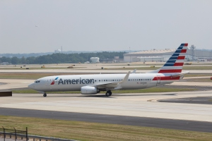 "The ""new American"", B737 with winglets"
