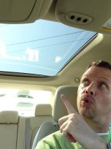 Look at the size of that sunroof!