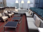 Comfy sofas and chairs