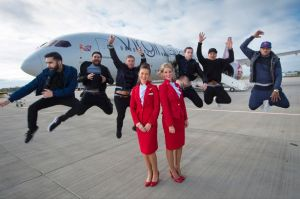 Pic courtesy of Virgin Atlantic